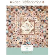 Rosa Biddlecombe Quilt Pattern by Margaret Mew by Paper Pieces - EPP Patterns & Books