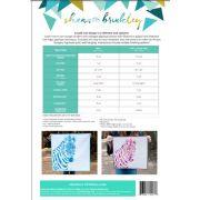 Amaya Scrappy Applique Pattern by Shannon Brinkley Studio Applique - OzQuilts
