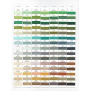 Splendor Thread Colour Chart by Wonderfil Splendor 40wt Rayon - Thread Colour Charts