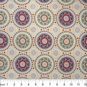 Bush Berry Ecru by Marlene Doolan by M & S Textiles Cut from the Bolt - OzQuilts