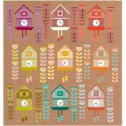 Cuckoo Quilt Kit by Elizabeth Hartman by Robert Kaufman Fabrics - Great Gift Ideas