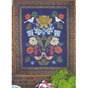 The Strawberry Thief William Morris Quilt Pattern by Michelle Hill by Michelle Hill - William Morris in Quilting Applique - OzQuilts