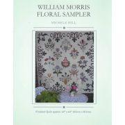 William Morris Floral Sampler 1 Quilt Pattern by Michele Hill by Michelle Hill - William Morris in Quilting Applique - OzQuilts