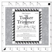 Tucker Trimmer Ruler by Studio 180 Design - Trimmers
