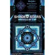 Shaded Stars Quilt Pattern by KwiltArt by Kathleen Andrews - Quilt Patterns