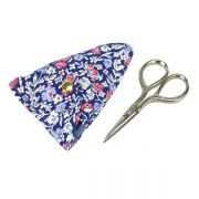Liberty of London Fabrics Primula Dawn Scissors & Holder by Liberty of London Organisers - OzQuilts