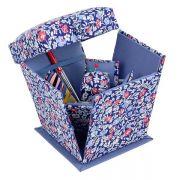 Liberty of London Fabrics Primula Dawn Victorian Sewing Box by Liberty of London - Organisers