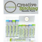 Sue Spargo Creative Stitching Needle Pack by Sue Spargo - Hand Sewing Needles
