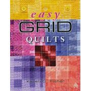 Easy Grid Quilts by American Quilters Society Quilt Books - OzQuilts