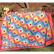 Fit For A King Cut Loose Press Pattern by Jean Ann Wright by Cut Loose Press Patterns Cut Loose Press Patterns - OzQuilts