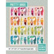 Pretty Birds Quilt Pattern by Elizabeth Hartman by Elizabeth Hartman - Elizabeth Hartman