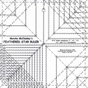 Feathered Star Ruler by Feathered Star by Marsha McCloskey - Quilt Blocks