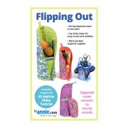 Flipping Out Bag Pattern By Annie by ByAnnie - Bag Patterns