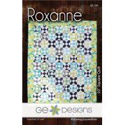 Roxanne Quilt Pattern by Gudrun Erla by GE Designs Quilt Patterns - OzQuilts