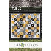 Kira Quilt Pattern by Gudrun Erla by GE Designs - Quilt Patterns