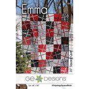 Emma Quilt Pattern by Gudrun Erla by GE Designs - Quilt Patterns