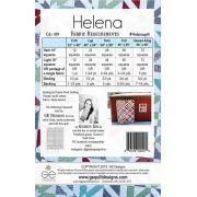Helena Quilt Pattern by Gudrun Erla by GE Designs - Quilt Patterns