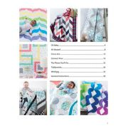 Baby Quilts by Susan Emory by Leisure Arts - Quilt Books