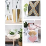 Simple Home Decor Book by Lori Wegner by Leisure Arts - Quilt Books