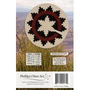 Navajo Wedding Basket Pattern, by Cheryl Phillips by Phillips Fiber Art - Quilt Patterns