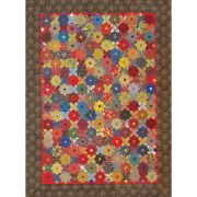 Floating Colours Template Set from Millefiori 1 Quilts by OzQuilts Millefiori Book 1  - OzQuilts