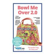 Bowl Me Over Bag Pattern 2.0 by Annie Unrein by ByAnnie - Bag Patterns