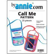 Call Me Bag Pattern - By Annie by ByAnnie - Bag Patterns