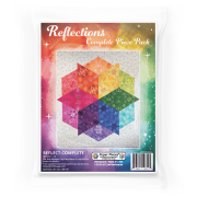 Reflections Quilt Along Complete Months 1-12 Paper Piece Pack by Paper Pieces - Paper Pieces Kits & Templates