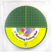 "Matilda's Own 15"" Diameter Rotating Cutting Mat by Matilda's Own - Cutting Mats"