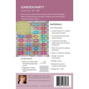 Garden Party Quilt Pattern by Sheila Christensen by Sheila Christensen Quilts - Quilt Patterns
