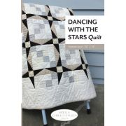 Dancing With The Stars Quilt, by Sheila Christensen by Sheila Christensen Quilts - Quilt Patterns