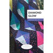 Diamond Glow Quilt Pattern by Sheila Christensen by Sheila Christensen Quilts - Quilt Patterns