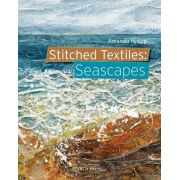 Stitched Textiles Seascapes by Search Press - Thread Painting & Embellishment