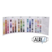 Aurifil Thread Colour Chart by Aurifil - 80wt Cotton 280 Metres
