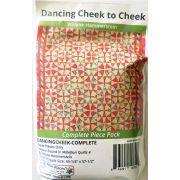 Dancing Cheek to Cheek By Willyne Hammerstein of Millefiori Quilts Complete Paper Piecing Pack by Paper Pieces Paper Pieces Kits & Templates - OzQuilts