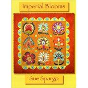 Imperial Blooms Book by Sue Spargo by Sue Spargo - Sue Spargo