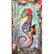Mini Havana Collage Quilt Pattern by Fiberworks Collage  - OzQuilts