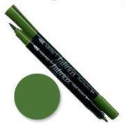 Tsukineko Fabrico Dual Marker - Pine 165 by Tsukineko - Tsukineko Dual Tip Fabric Pens