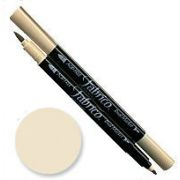 Tsukineko Fabrico Dual Marker - Sand 152 by Tsukineko - Tsukineko Dual Tip Fabric Pens
