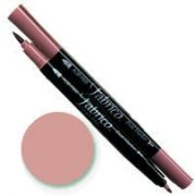 Tsukineko Fabrico Dual Marker - Ash Rose 157 by Tsukineko - Tsukineko Dual Tip Fabric Pens