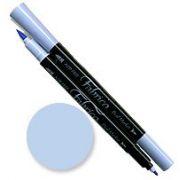Tsukineko Fabrico Dual Marker - Baby Blue 142 by Tsukineko - Tsukineko Dual Tip Fabric Pens