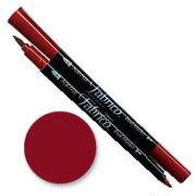 Tsukineko Fabrico Dual Marker - Brick 156 by Tsukineko - Tsukineko Dual Tip Fabric Pens