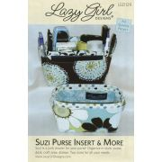 Lazy Girl Designs Suzi Purse Insert & More by Lazy Girl Designs - Bag Patterns