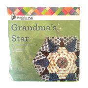 Grandma's Star Template Set by Matilda's Own - Quilt Blocks