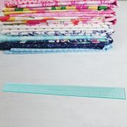 """Sue Daley 12"""" Ruler by Patchwork with BusyFingers Sue Daley EPP Notions - OzQuilts"""