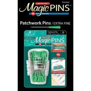 Magic Pins 50 Extra Fine Pins Patchwork Pins in Designer Case by Taylor Seville Patchwork & Quilting Pins - OzQuilts