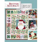 Better Not Pout by Art to Heart by Art to Heart - Christmas