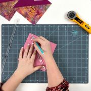 Creative Grids 9 inch Seam Guide Tool by Creative Grids Specialty Rulers - OzQuilts