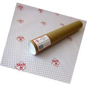 Stick It Lampshade Material (Tube) PVC Roll 50cm x 146cm by  Other Notions - OzQuilts