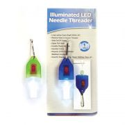 Iluminated LED Needle Threader by  Needle Threaders & Cutters - OzQuilts